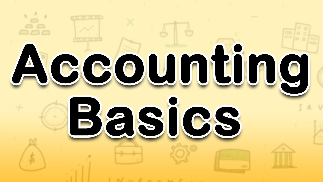 Basic Accounting Basics for Small Business