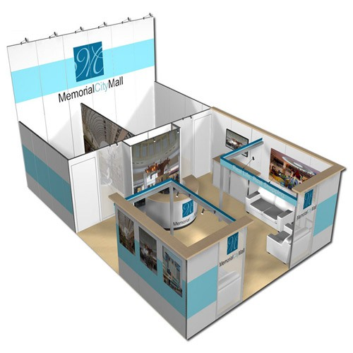 Renting Trade Show Booth Space
