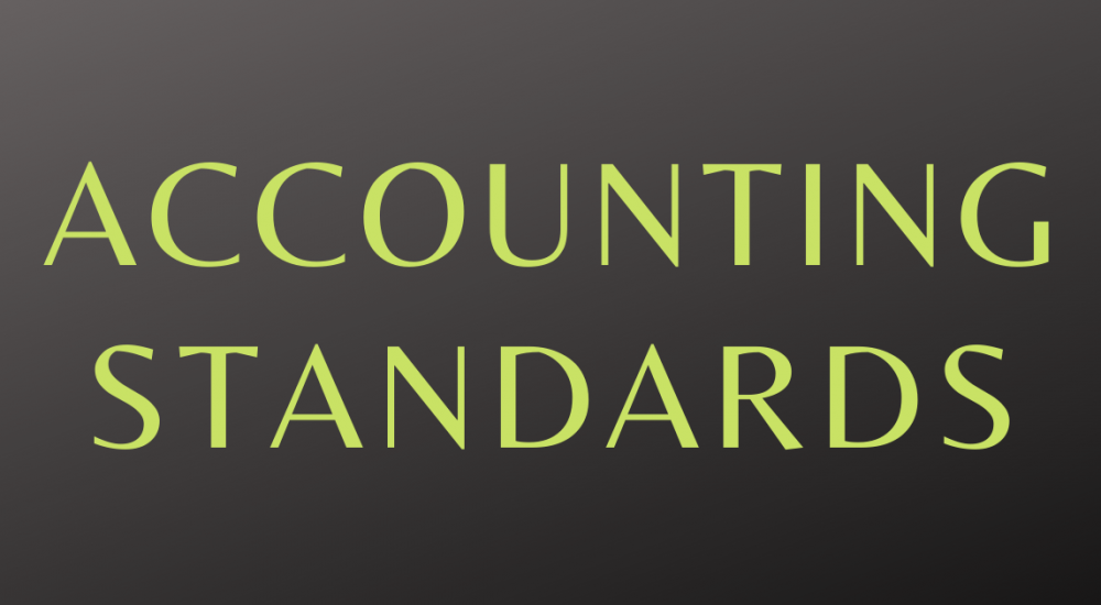 Learning About Accounting Standards